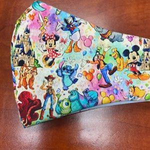 Disney theme park face mask